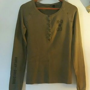 Harley Davidson Lightweight Sweater